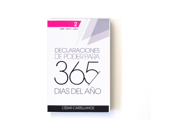 DECLARACIONES DE PODER VOL 2 - CESAR CASTELLANOS