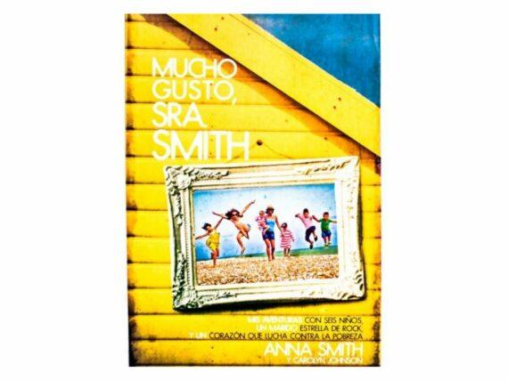 MUCHO GUSTO, SRA. SMITH - ANNA SMITH