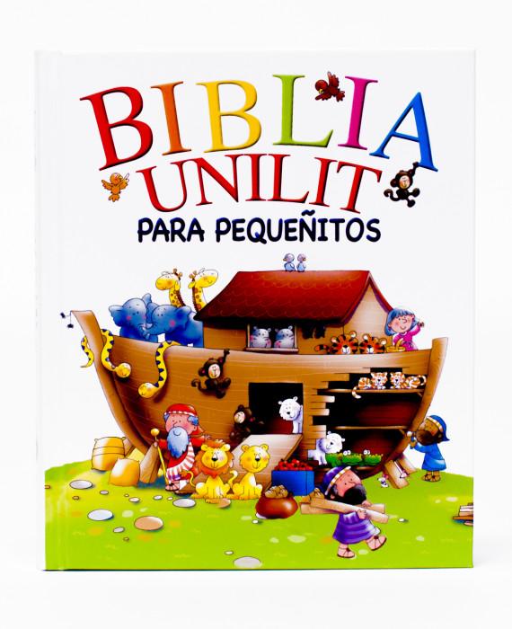 BIBLIA UNLIT PARA PEQUEÑOS