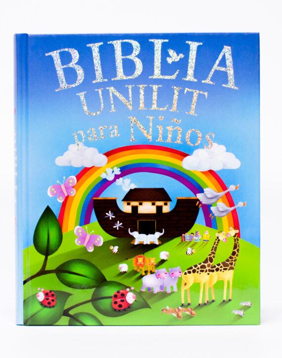 BIBLIA UNLIT PARA NIÑOS