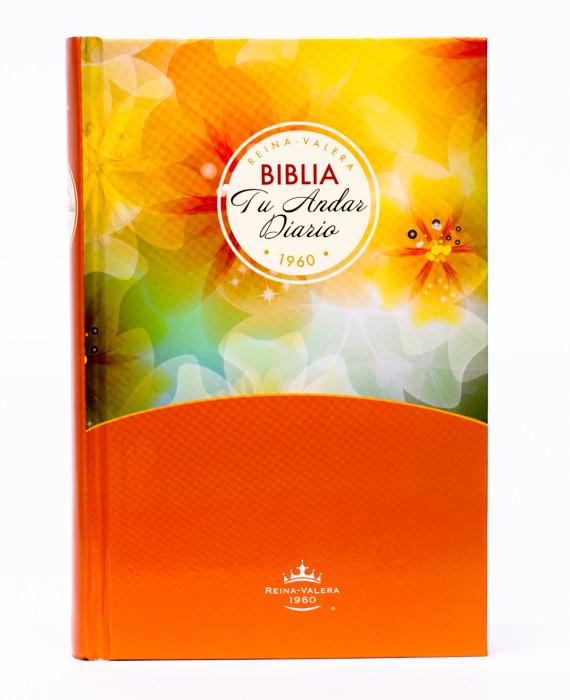 BIBLIA TU ANDAR CON DIOS TAPA DURA ED MUJERES