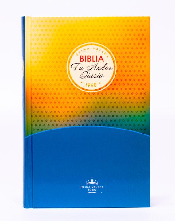 BIBLIA TU ANDAR CON DIOS TAPA DURA ED JOVENES