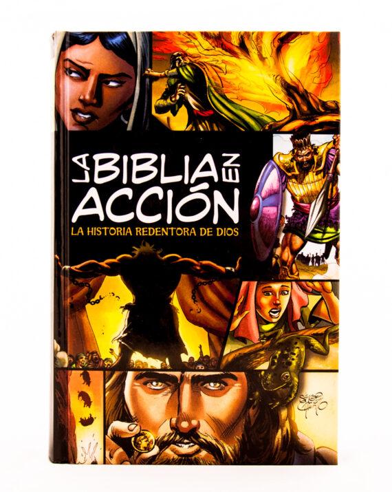 Biblia en Acción La Historia Redentora