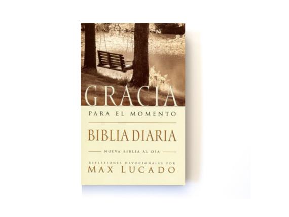 BIBLIA DIARIA GRACIA MAX LUCADO