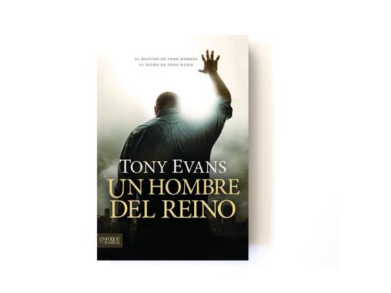 UN HOMBRE DEL REINO - TONY EVANS