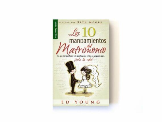 10 MANDAMIENTOS DEL MATRIMONIO BOLSILLO – ED YOUNG