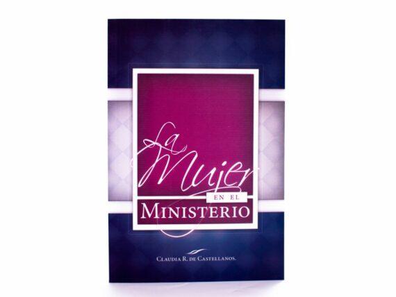 LA MUJER EN EL MINISTERIO - CLAUDIA CASTELLANOS