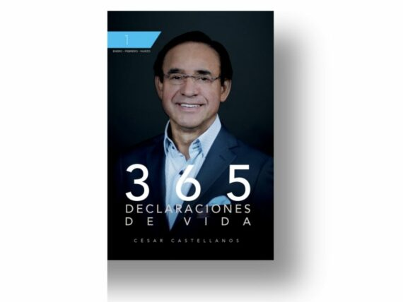 365 DECLARACIONES DE VIDA TOMO 1 - CESAR CASTELLANOS