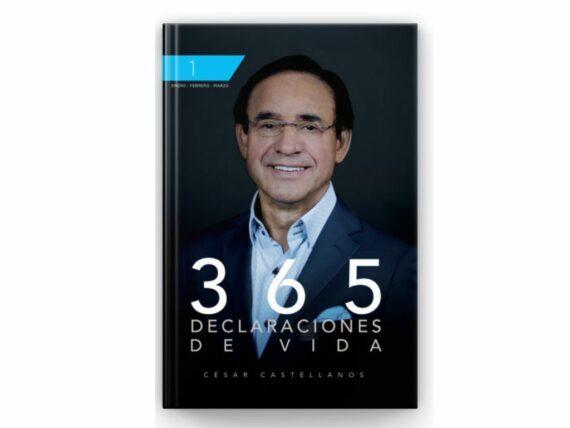 365 DECLARACIONES DE VIDA TOMO 1- Cesar Castellanos