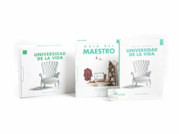 KIT PARA MAESTROS - UNIVERSIDAD DE LA VIDA