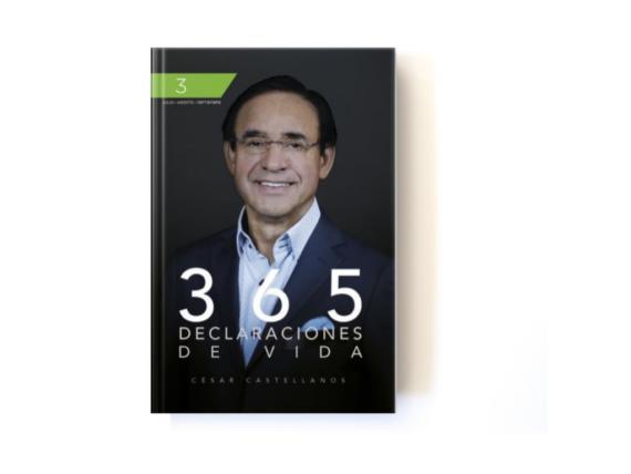 365 DECLARACIONES DE VIDA TOMO 3 – CESAR CASTELLANOS