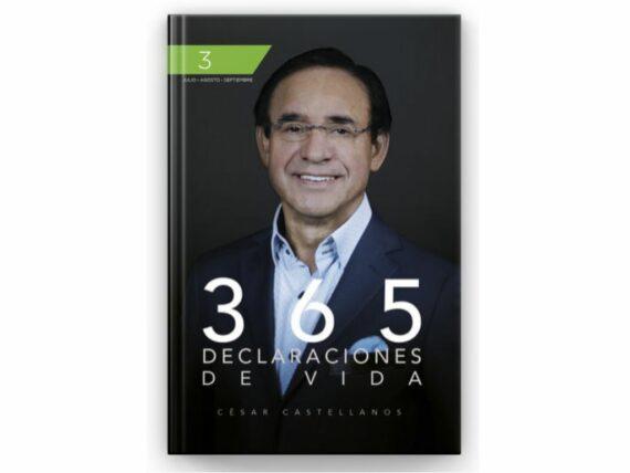 365 DECLARACIONES DE VIDA TOMO 3- Cesar Castellanos