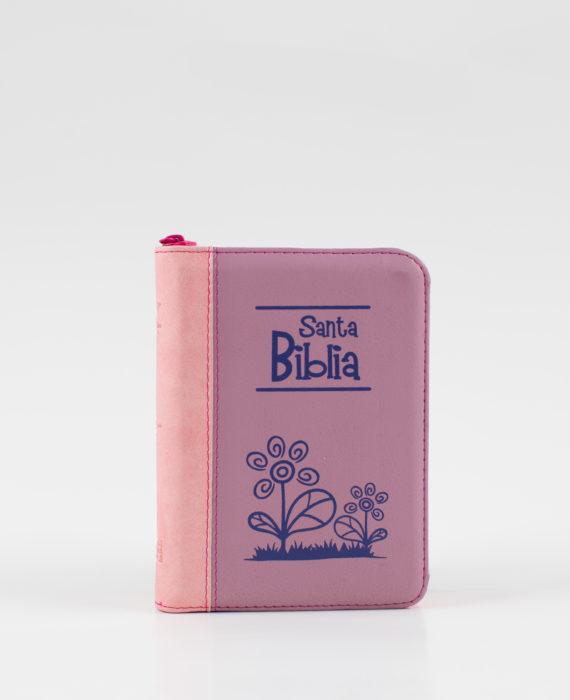 BIBLIA RVR/LILA SALMON
