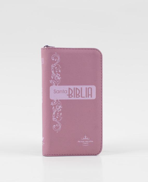 BIBLIA RVR/ CON CIERRE PARA MUJER