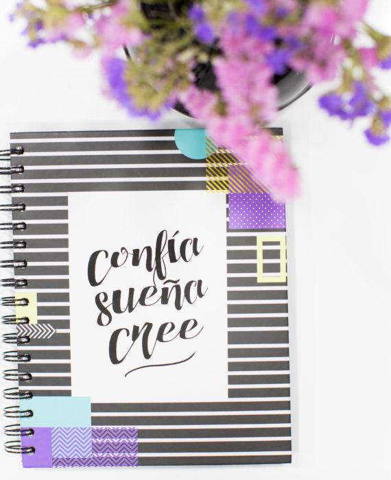 AGENDA CONFÍA, SUEÑA Y CREE