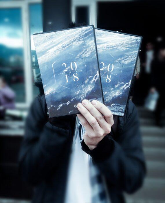"""SET COMPLETO DVD CONVENCIÓN """"VENGA TU REINO"""" 2018"""