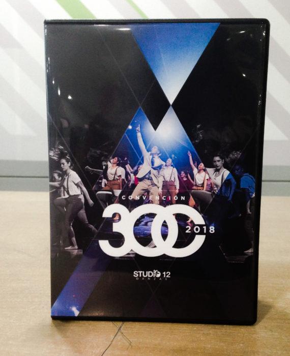 DVD STUDIO 12 CAMP-300