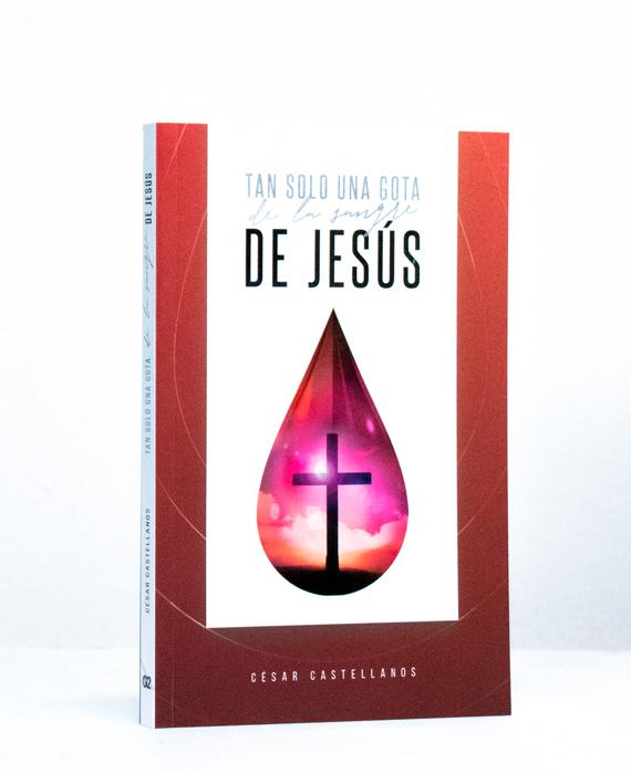 TAN SOLO UNA GOTA DE LA SANGRE DE JESÚS - bolsillo