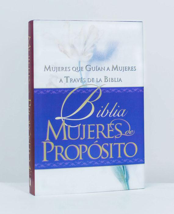 Biblia Mujeres de Propósito