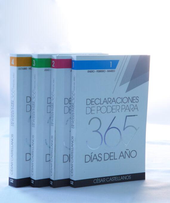 DECLARACIONES DE PODER X 4