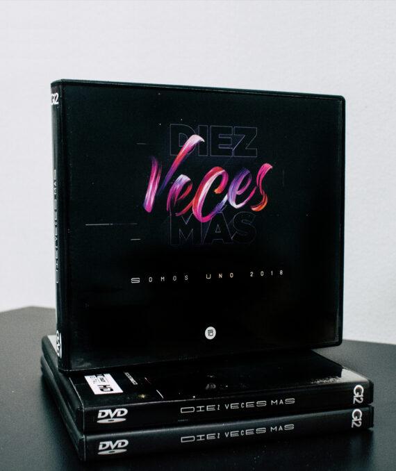 DVD CONFERENCIA X 3 - DIEZ VECES MAS