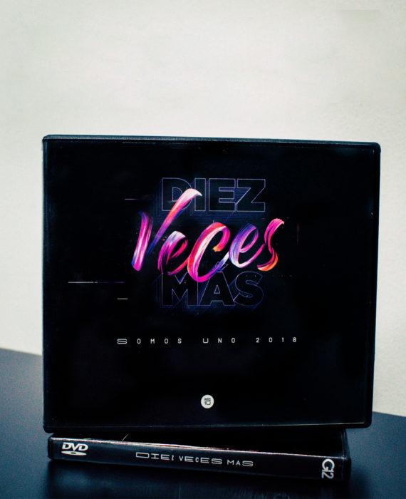 DVD CONFERENCIA X 1 - DIEZ VECES MAS