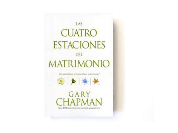LAS CUATRO ESTACIONES DEL MATRIMONIO - GARY CHAPMAN