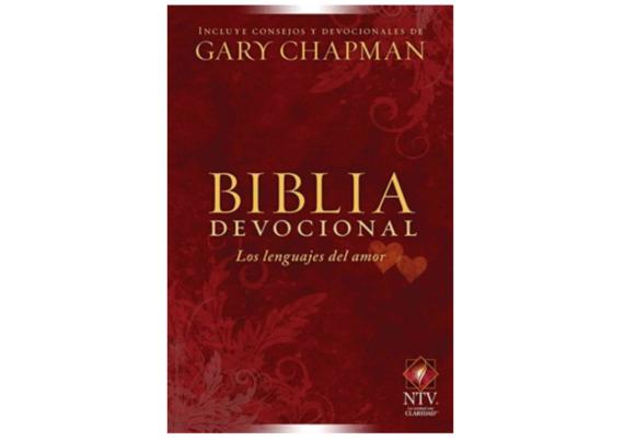 Biblia devocional los lenguajes del amor