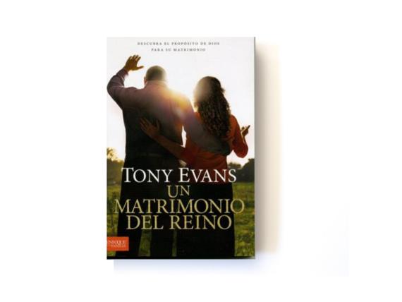 UN MATRIMONIO DEL REINO - TONY EVANS