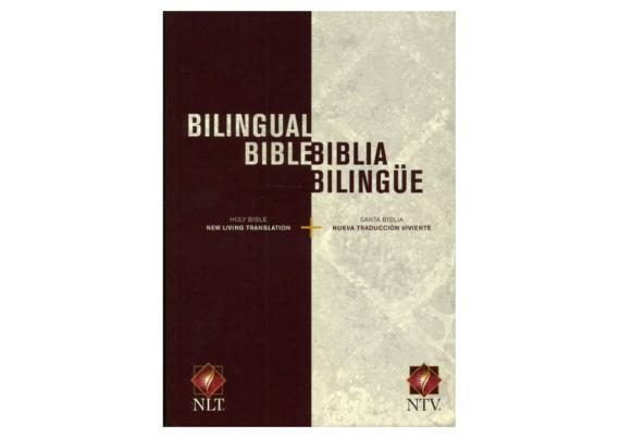 Biblia Bilingüe NTV/ NLT Tapa Dura
