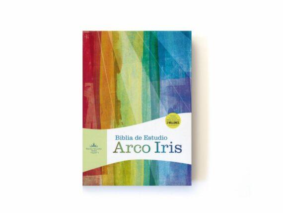 Biblia Arco Iris RVR - tapa dura