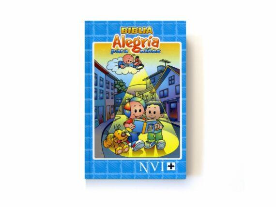 BIBLIA ALEGRIA PARA NIÑOS