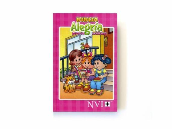 BIBLIA ALEGRIA PARA NIÑAS
