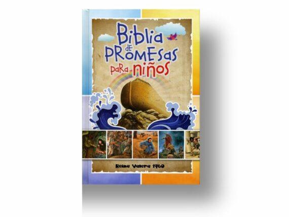 Rvr60 Biblia De Promesas Para Ninos Tapa Dura