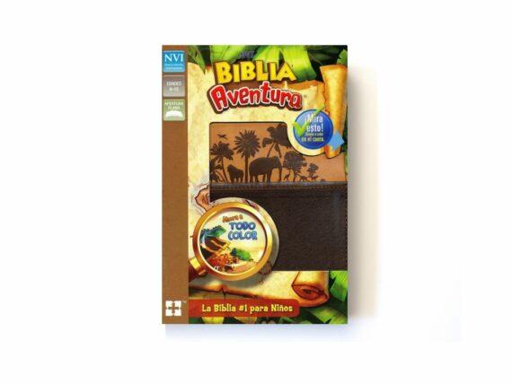 BIBLIA AVENTURA NIÑOS/NVI