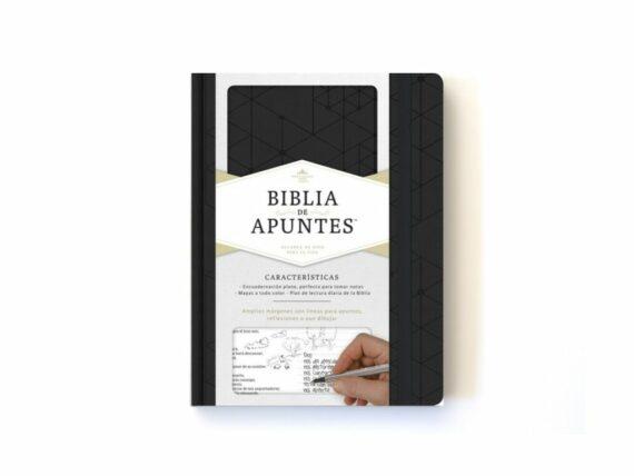 Biblia de Apuntes Negro