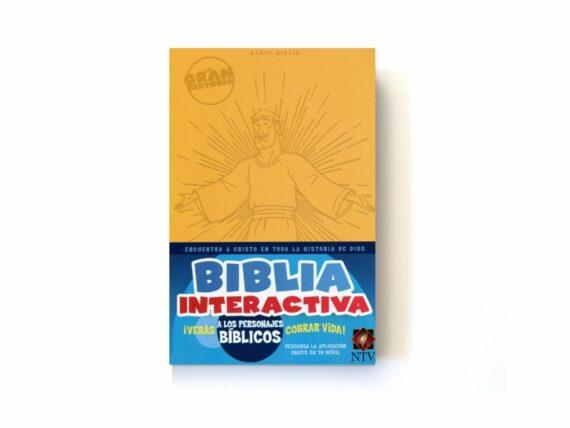 Biblia Interactiva La Gran Historia NTV