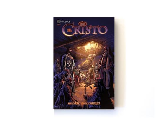 Comic El Cristo - Tomo 4