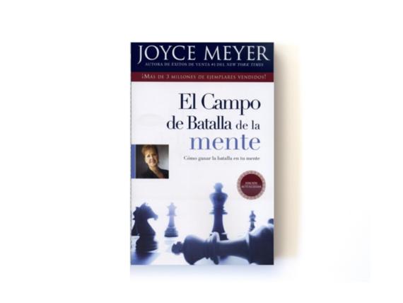 EL CAMPO DE LA BATALLA DE LA MENTE - JOYCE MEYER