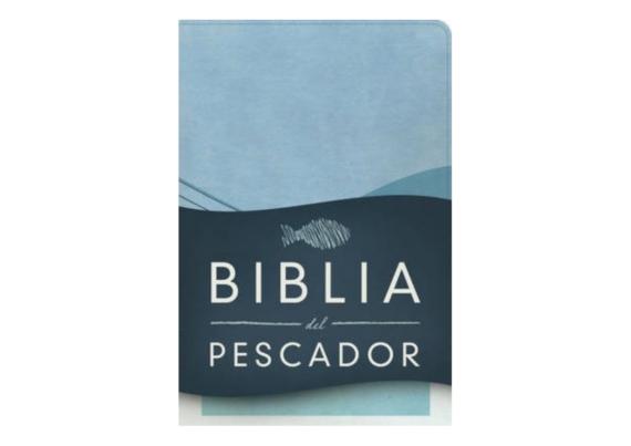 Biblia del pescador - Azul cobalto