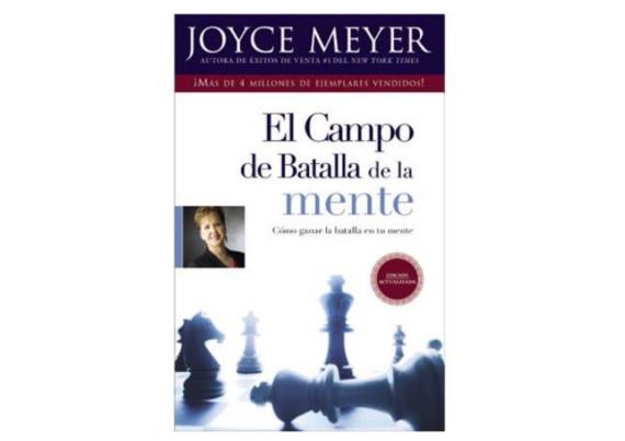 Campo de batalla de la mente- Joyce Meyer
