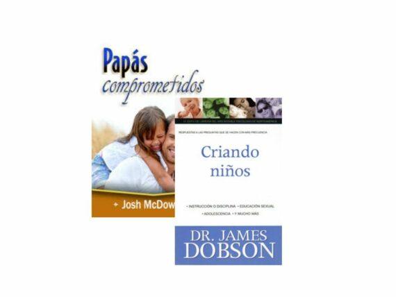 PAPAS COMPROMETIDOS + CRIANDO NIÑOS