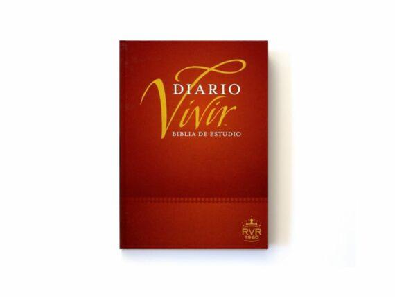 RVR60 - BIBLIA DE ESTUDIO DIARIO VIVIR - TAPA DURA