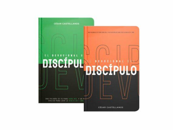 Combo Devocional Del Discipulo