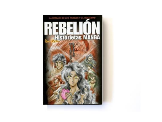 HISTORIETA MANGA - REBELIÓN