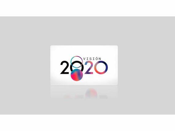 TARJETA DIGITAL - VISIÓN 2020