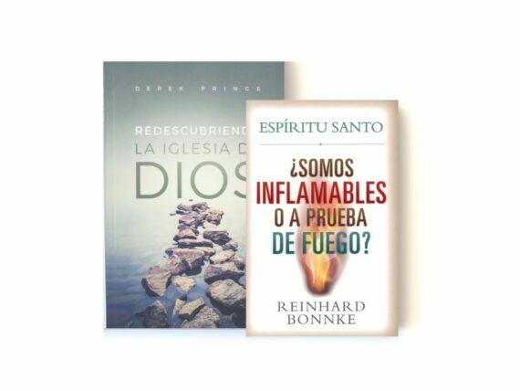 Redescubriendo La Iglesia De Dios + Somos Inflamables O A Prueba De Fuego