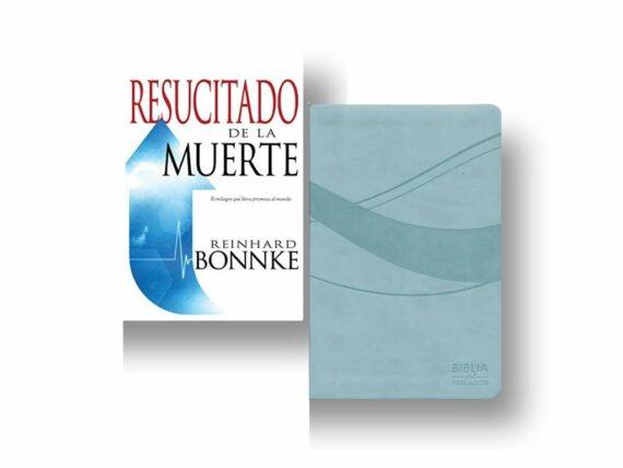Resucitado De La Muerte + Biblia Del Pescador