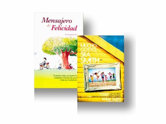 Mensajero De Felicidad + Mucho Gusto Sra Smith