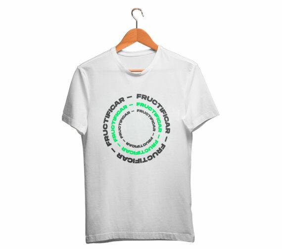 Camiseta Fructificar Blanca Talla S